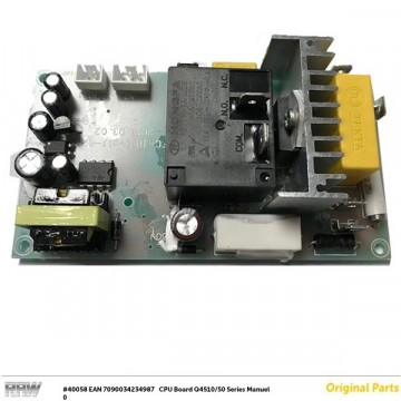 CPU Board Q4510/50 Series Manuell